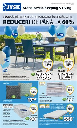 JYSK offers in the Chitila catalogue