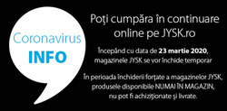 Voucher JYSK Iași ( 18 zile )
