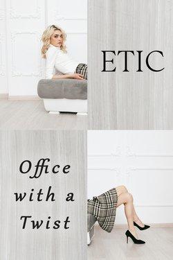 Oferte Etic în catalogul Etic ( 2 zile)