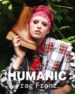 Oferte Humanic în catalogul Humanic ( Publicat ieri)