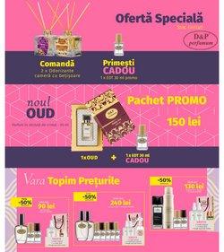 Oferte Frumusețe și Sanatate în catalogul D&P Parfum ( 6 zile)