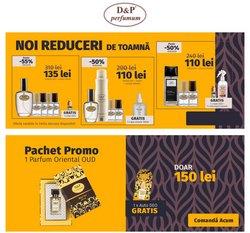 Oferte Frumusețe și Sanatate în catalogul D&P Parfum ( 7 zile)