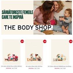 Catalog The Body Shop ( Expirat )