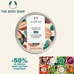 Oferte Frumusețe și Sanatate în catalogul The Body Shop ( 5 zile)