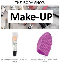 Oferte Frumusețe și Sanatate în catalogul The Body Shop ( 6 zile)