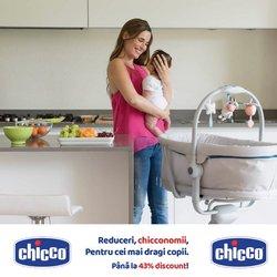 Oferte Jucarii și Copii în catalogul Chicco ( Publicat ieri)