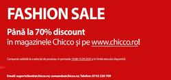 Tichet Chicco ( Publicat ieri )