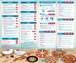 Oferte Restaurante în catalogul Domino's Pizza ( Peste 30 de zile)