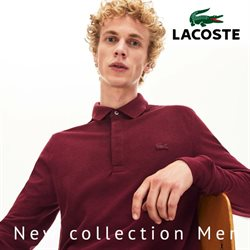 Lacoste offers in the Măgurele catalogue