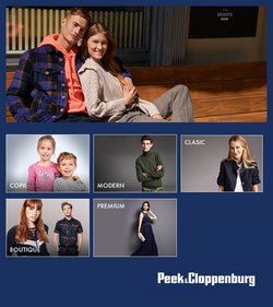 Oferte Haine, Incaltaminte și Accesorii în catalogul Peek & Cloppenburg ( Peste 30 de zile)