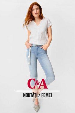 Oferte C&A în catalogul C&A ( 4 zile)