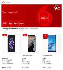 Oferte Vodafone în catalogul Vodafone ( 6 zile)
