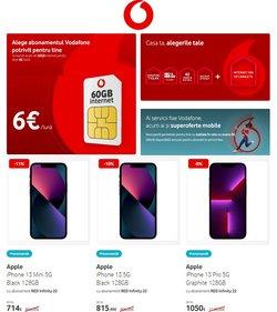 Oferte Electronice și electrocasnice în catalogul Vodafone ( 9 zile)