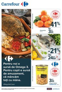 Catalog Carrefour Market ( Expiră mâine )