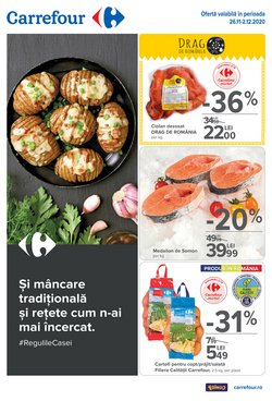 Catalog Carrefour Market ( Publicat azi )