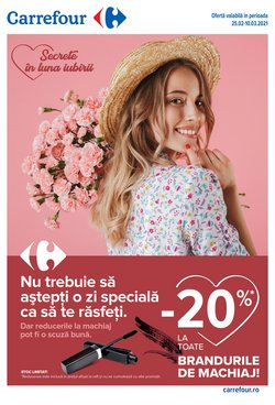Catalog Carrefour Market ( Publicat ieri )