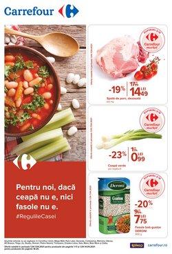 Catalog Carrefour Market Bucareșt ( Expirat )