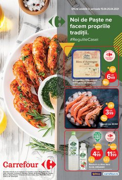 Catalog Carrefour Market Bucareșt ( Publicat ieri )