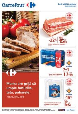 Catalog Carrefour Market ( 4 zile)