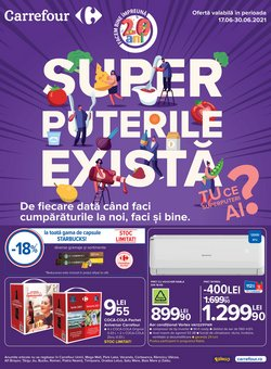 Oferte Supermarket în catalogul Carrefour Market ( Publicat azi)