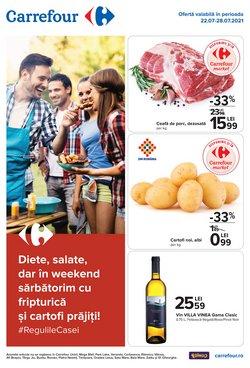 Oferte Supermarket în catalogul Carrefour Market ( Publicat ieri)