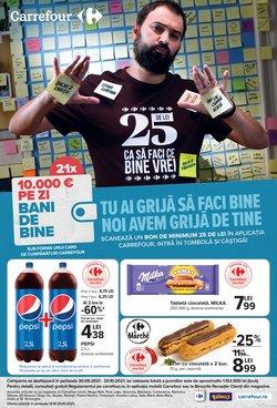 Oferte Supermarket în catalogul Carrefour Market ( Expiră mâine)