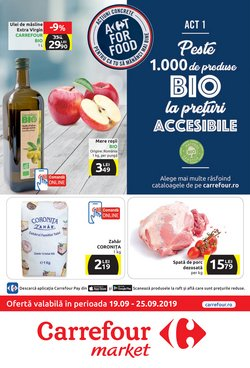 Carrefour Market offers in the Sinaia catalogue