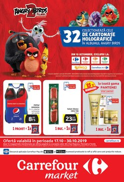 Carrefour Market offers in the Bucareșt catalogue