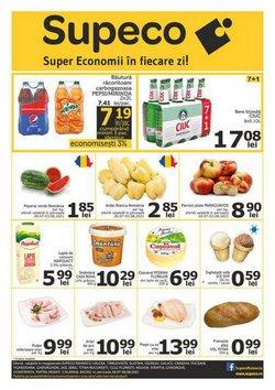 Oferte Supermarket în catalogul Supeco ( 3 zile)