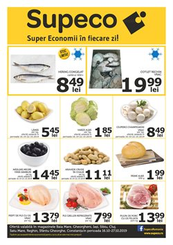 Supeco offers in the Baia Mare catalogue
