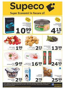 Supeco offers in the Râmnicu Vâlcea catalogue