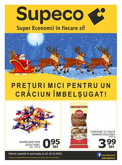 Supeco offers in the Moreni catalogue