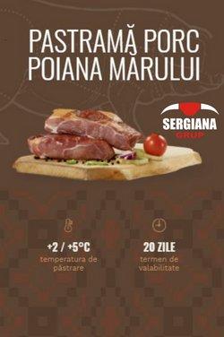 Catalog Sergiana Grup Bucareșt ( 2 zile )