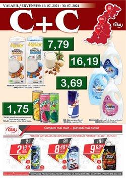 Oferte Supermarket în catalogul CBA ( 7 zile)