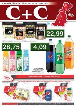 Oferte Supermarket în catalogul CBA ( 8 zile)