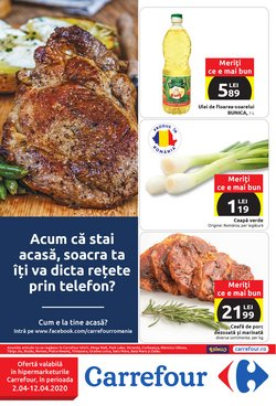 Catalog Carrefour ( 6 zile )
