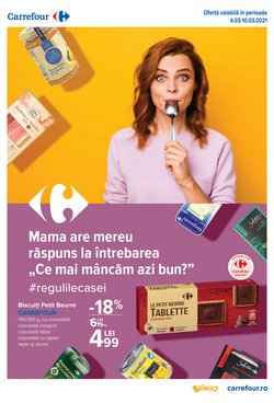 Catalog Carrefour ( Acum 3 de zile )