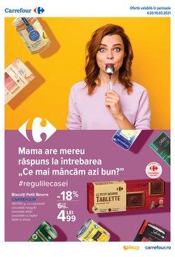 Catalog Carrefour ( Publicat ieri )
