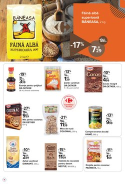 Oferte de Cacao în Carrefour
