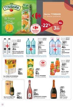 Oferte de Suc de cocos în Carrefour