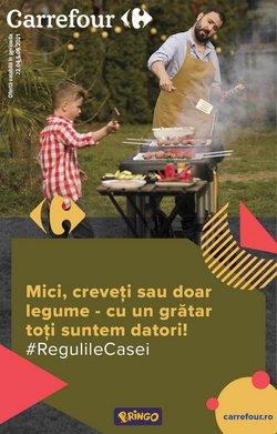 Catalog Carrefour Bucareșt ( Publicat azi )