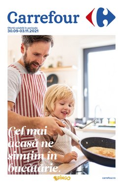Oferte Supermarket în catalogul Carrefour ( 12 zile)