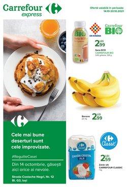 Oferte Supermarket în catalogul Carrefour ( Expiră mâine)
