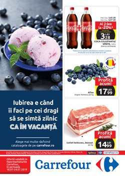 Carrefour offers in the Timișoara catalogue