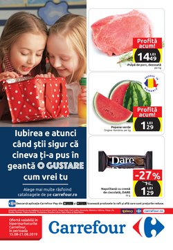 Carrefour offers in the Iași catalogue