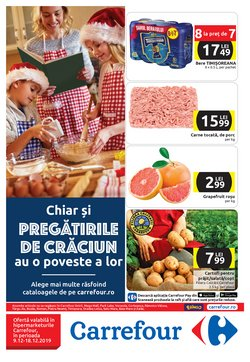 Supermarket offers in the Carrefour catalogue in Iași