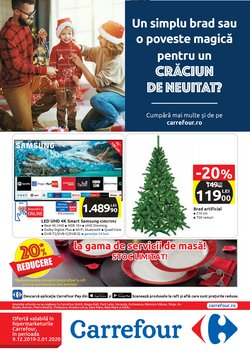 Carrefour offers in the Bucareșt catalogue