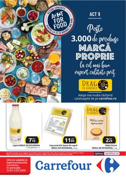 Carrefour offers in the Cluj-Napoca catalogue
