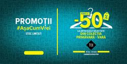 Voucher Carrefour Bucareșt ( 17 zile )
