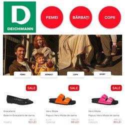 Oferte Haine, Incaltaminte și Accesorii în catalogul Deichmann ( Publicat azi)